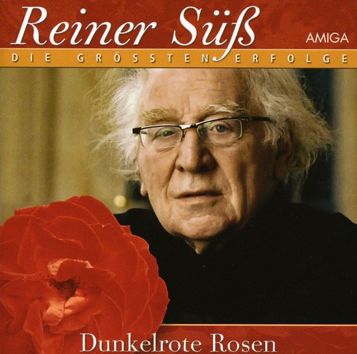 Dunkelrote Rosen [Import]