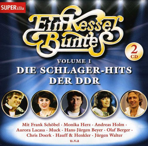 Ein Kessel Buntes 1: Schlager Hits /  Various [Import]