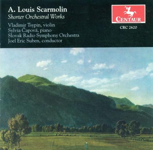 Shorter Orchestral Works