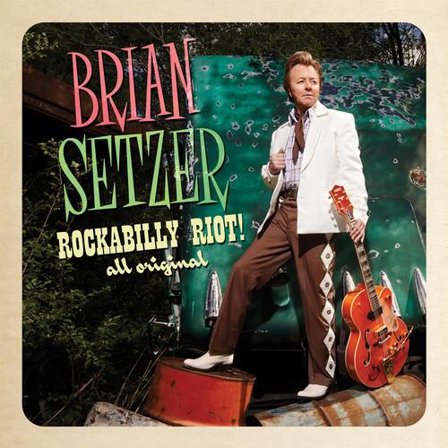 Brian Setzer-Rockabilly Riot All Original