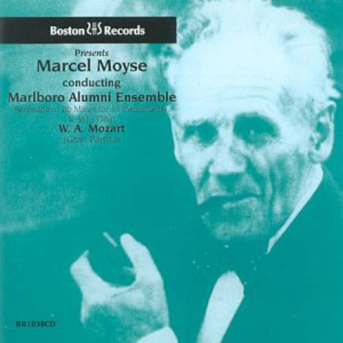 Marcel Moyse Conducts