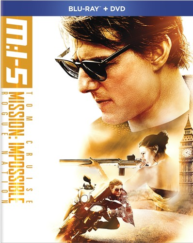 Mission: Impossible - Rogue Nation [Blu-ray/DVD]