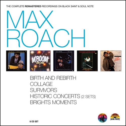 Max Roach - the Complete Remastered Recordings