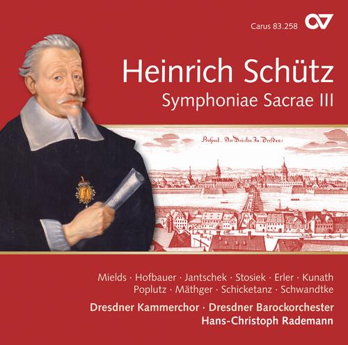 Schutz: Symphoniae Sacrae III, Vol. 12