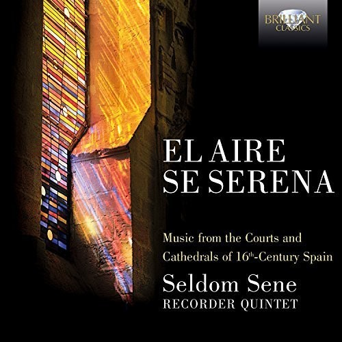 El Aire Se Serena Music from the Courts