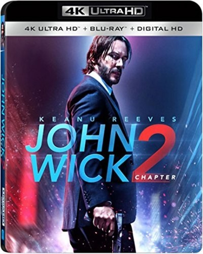 John Wick: Chapter 2 [4K Ultra HD Blu-ray/Blu-ray]
