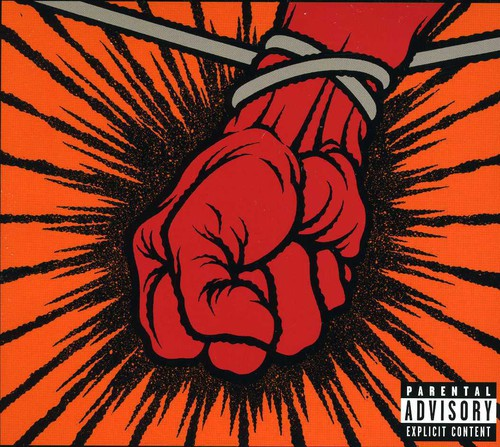 Metallica-St. Anger