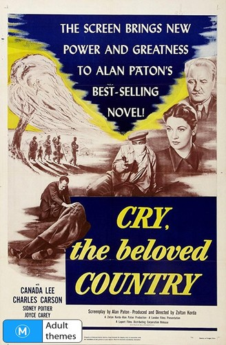Cry The Beloved Country [Import]
