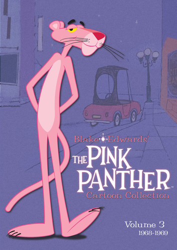 The Pink Panther Cartoon Collection: Volume 3 (1968-1969)