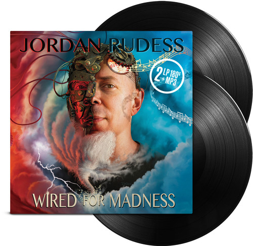Wired For Madness , Jordan Rudess