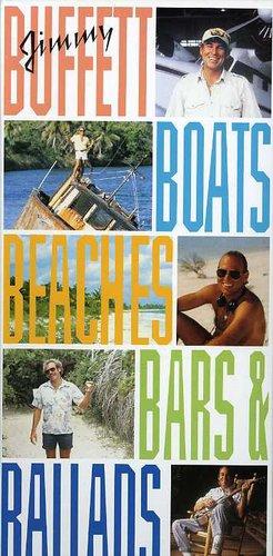 Jimmy Buffett-Boats Beaches Bars & Ballads