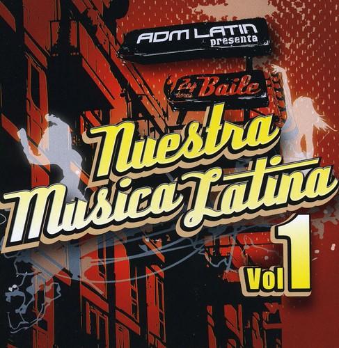 Adm Latin Presenta Nusetra Musica Latina /  Various
