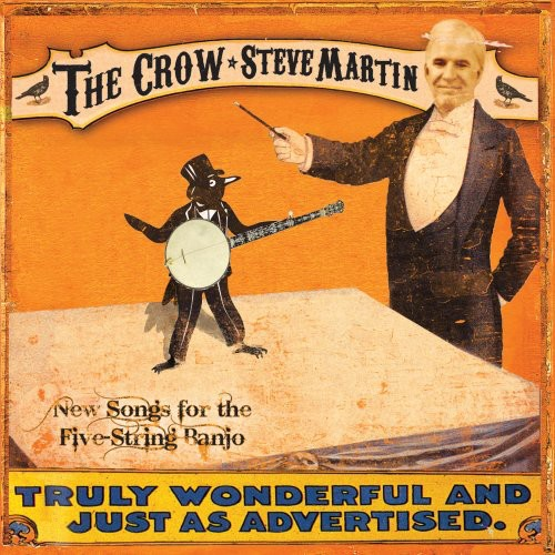 The Crow: New Songs For The Five String Banjo