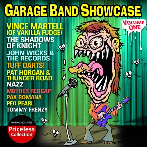 Garage Band Showcase, Vol. 1