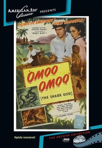 Omooomoo Shark God