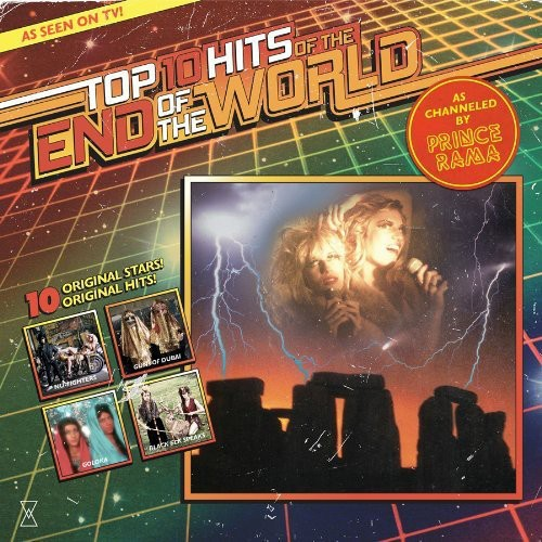 Prince Rama-Top Ten Hits of the End of the World