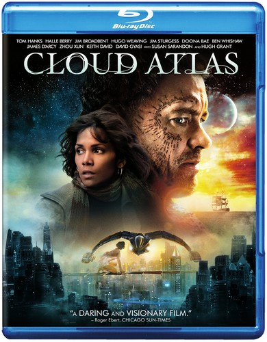 Cloud Atlas [2 Discs] [UltraViolet] [Blu-ray/DVD]