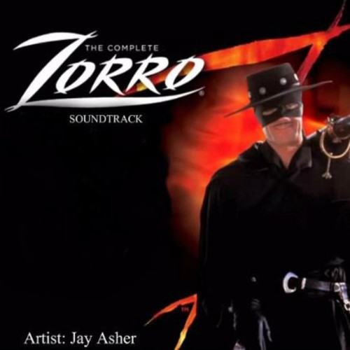 The Complete Zorro (Original Soundtrack)