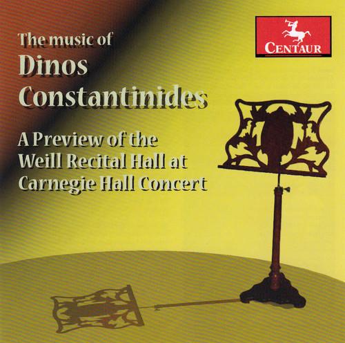 Music of Dinos Constantinides