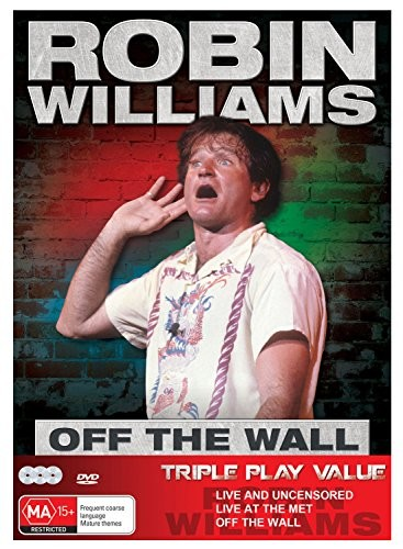 Robin Williams: Off The Wall Live [Import]