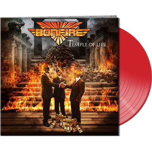 Temple Of Lies (Red Vinyl)