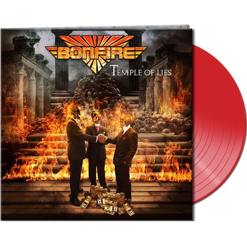 Temple Of Lies (Red Vinyl)