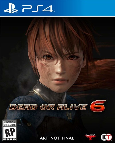 Dead or Alive 6 for PlayStation 4