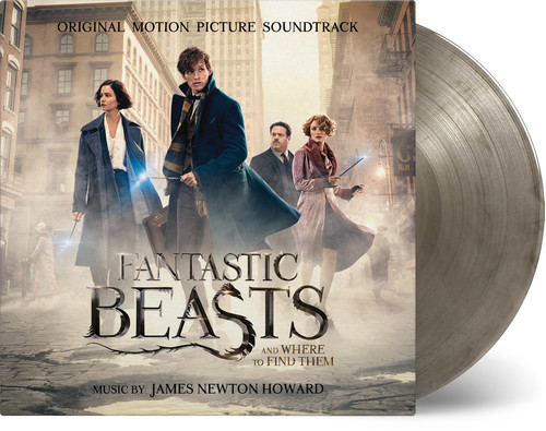 Fantastic Beasts and Where to Find Them (Original Motion Picture Soundtrack)