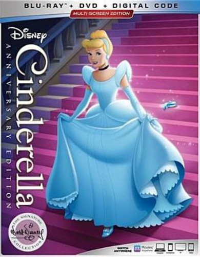 Cinderella (The Walt Disney Signature Collection)