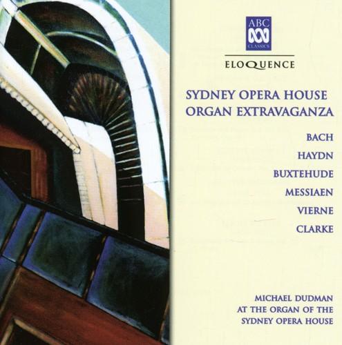 Sydney Opera House Organ Extravaganza