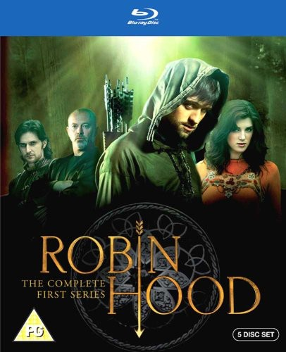 Robin Hood (BBC) Complete Series 1 [Import]