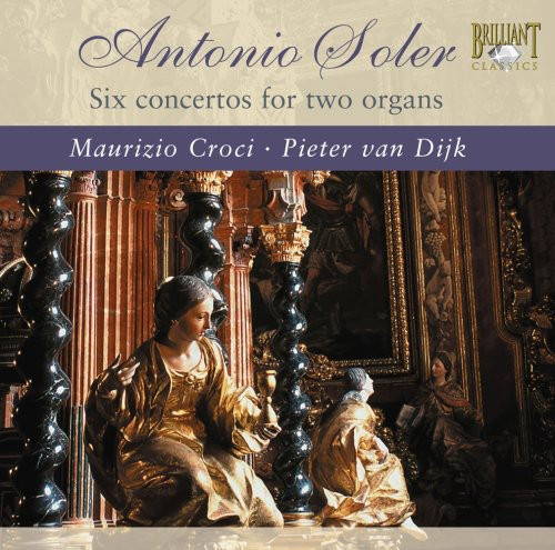 Concertos for 2 Organs