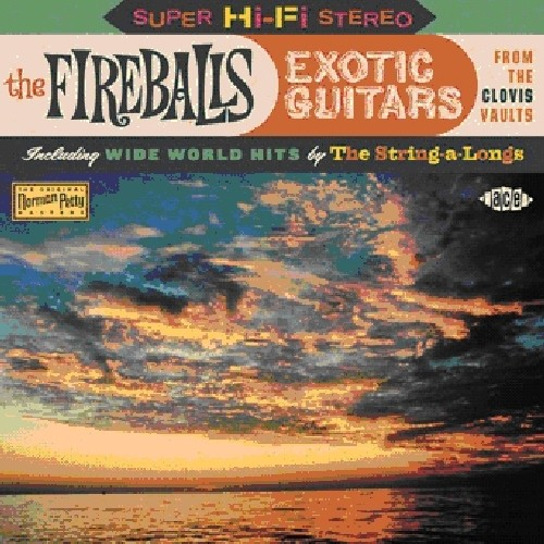Exotic Guitars from the Clovis Vaults [Import]
