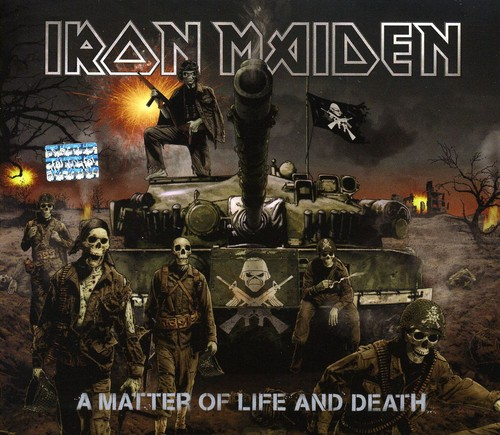 Iron Maiden-Matter of Life and Death