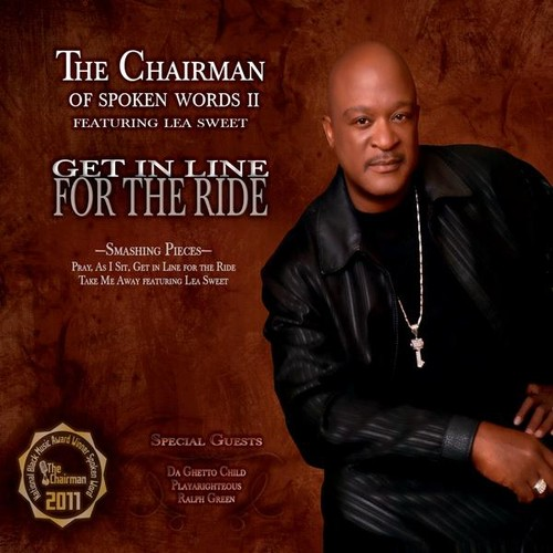 Chairman of Spoken Words 2