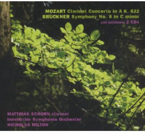 Clarinet Concerto /  Symphony No 8