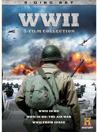 WWII 3-Film Collection Fka World War II