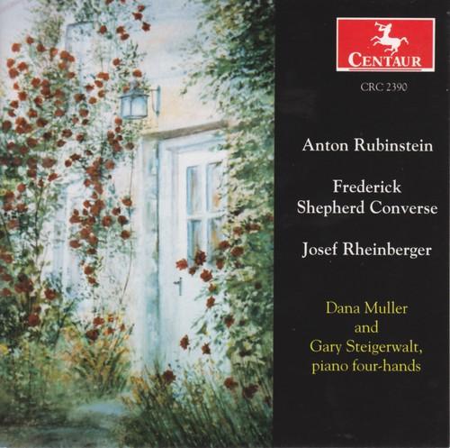 Sta in D Op 89 (1871) /  Poetic Waltzes Op 5 (1896)