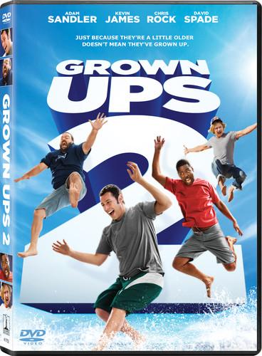 Grown Ups 2 [UltraViolet]