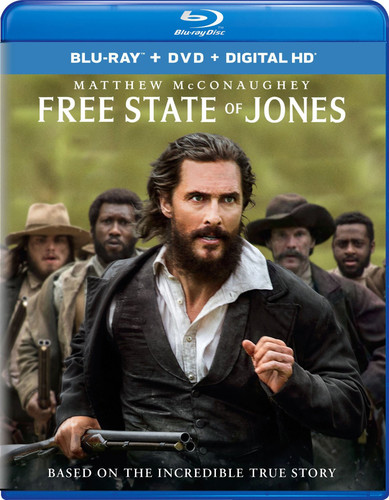 Free State of Jones [UltraViolet] [Blu-ray]