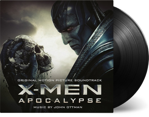 John Ottman X Men Apocalypse Original Motion Picture