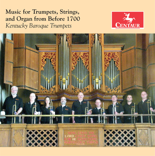 Music for Trumpets /  Strings & Organ