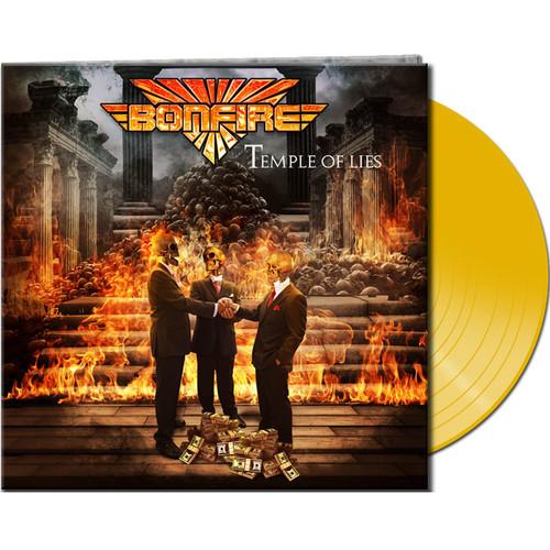 Temple Of Lies (Yellow Vinyl)