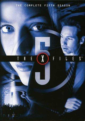 X-Files: The Complete Fifth Season [5 Discs]