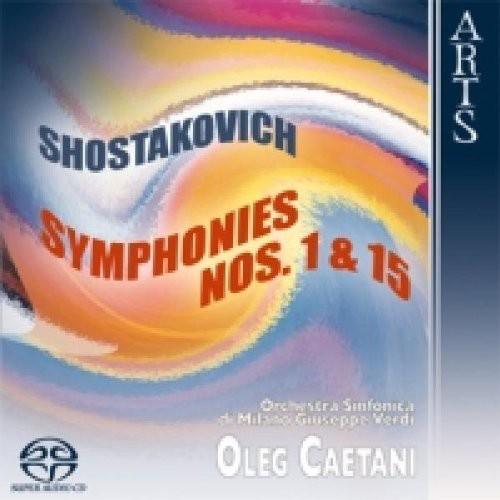 Symphonies 1 & 15