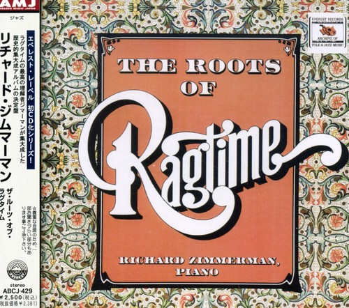 Roots of Ragtime [Import]