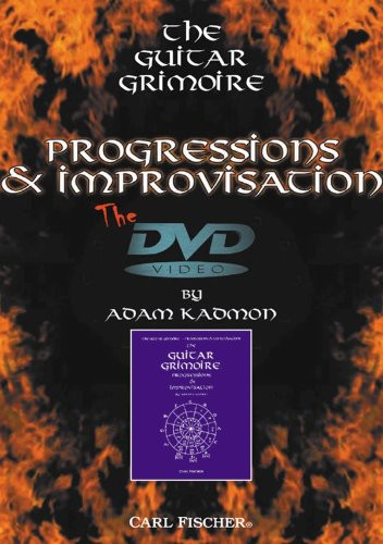 Progressions & Improvisation: Guitar Grimoire