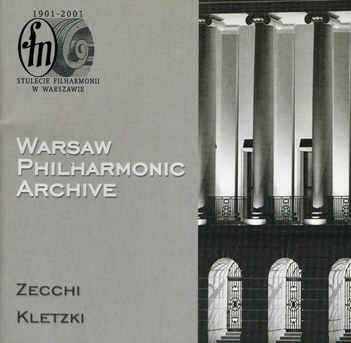 Warsaw Philharmonic Archive: Symphony 9 & 39