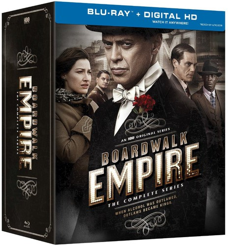 Boardwalk Empire: The Complete Series