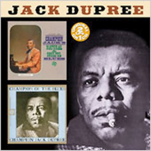 Natural and Soulful Blues /  Champion Of The Blues